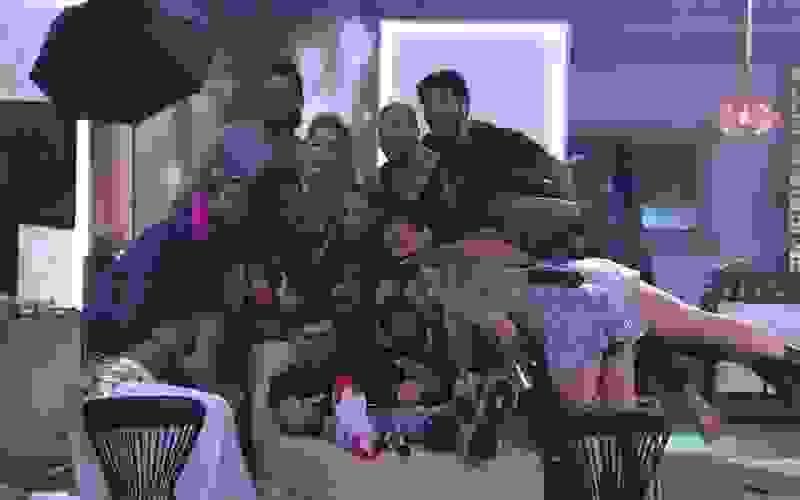 Resumo BBB21 23/02: Festa da Líder Sarah agita madrugada com DR, choro, selinho e performances